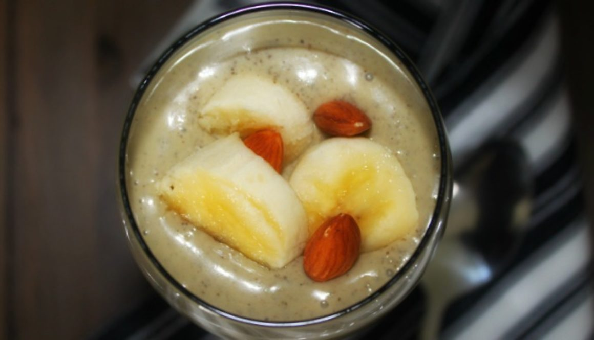 Banana Protein Pudding